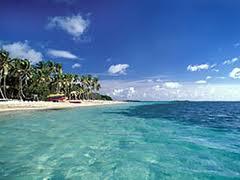 Strand, water vakantie Curaçao