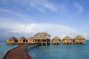 waterbungalow Malediven