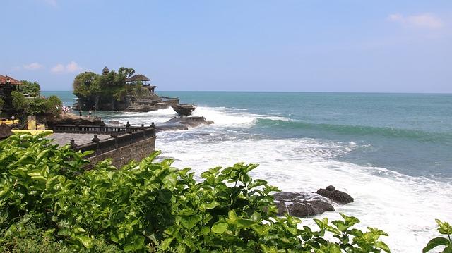 Vakantie Bali Indonesië kust zee