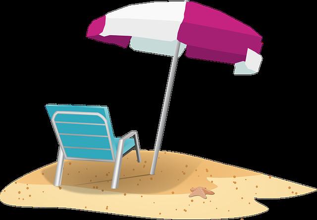 Vakantie zon zee strand